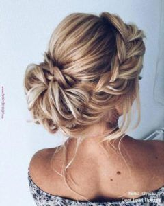 60 Cute Prom Hairstyles In 2018 Bridal Hair Updo Hair Styles Wedding Hairstyles Updo