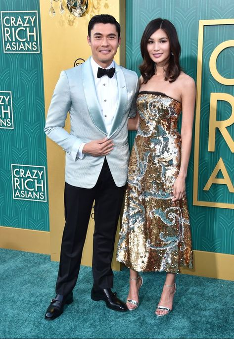 The Best Looks From the Crazy Rich Asians Premiere | Who What Wear