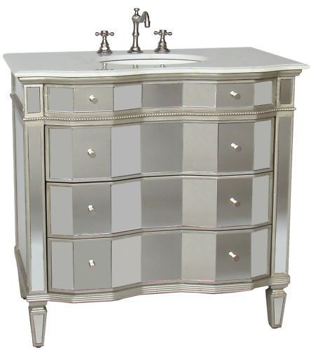 This Or Redo An Old Dresser And Add Vintage Vessel Sink On Top
