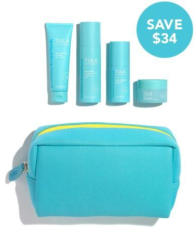 Discovery Kit In 2020 Probiotic Skin Care Discovery Kit Tula Skincare