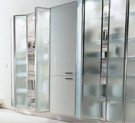 Glass Kitchen Cabinet Doors, Glass Kitchen Cupboard Doors Uk