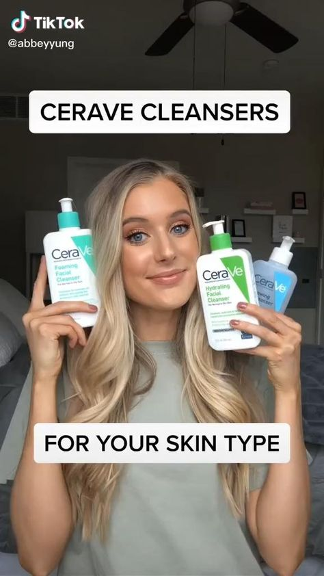 CeraVe Skincare Product Explained And How To Choose For Your Skin Beauty TikTok