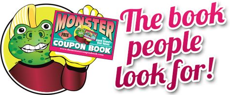 Enjoy hundreds of Myrtle Beach Area coupons courtesy of The Monster Coupon Book