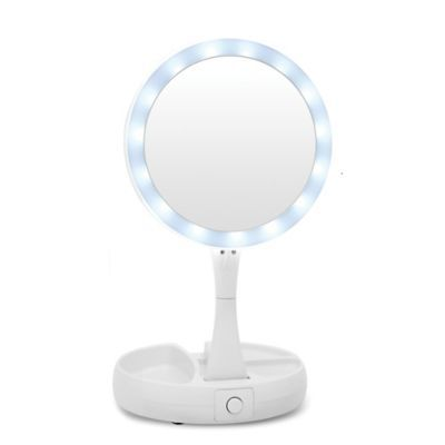 My Foldaway Mirror In 2020 Led Mirror Mirror Double Sided Mirror