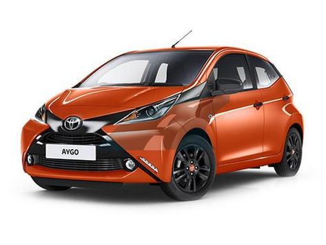 Toyota Aygo Hatchback 1 0 Vvti X Play X Shift Cvc 5dr Automatic