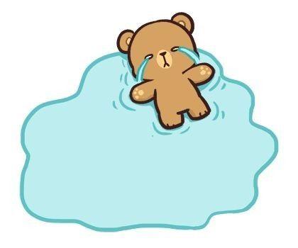 Pin By Madame Red On Milk E Mocha Cute Bear Drawings Cute Love Gif Cute Cartoon Wallpapers