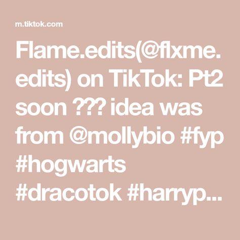 Flame Edits Flxme Edits On Tiktok Pt2 Soon Idea Was From Mollybio Fyp Hogwarts Dracotok Harrypotter Tomfelton Hogwarts Hogwarts Tom Felton Draco