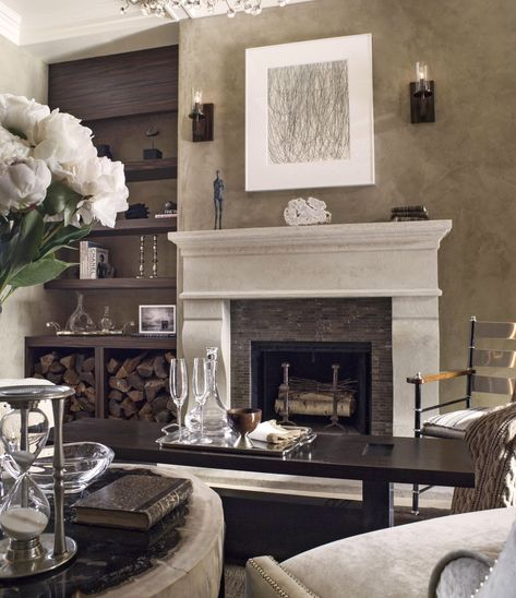 get the look contemporary mantels great ideas for your home rh pinterest ru