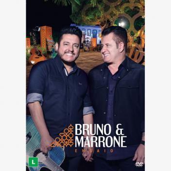 Dvd Ensaio Ao Vivo Em Sao Paulo 2017 Bruno Marrone
