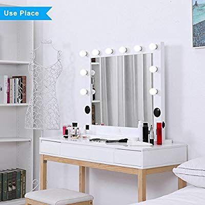 Amazon Com Hollywood Lighted Makeup Vanity Mirror Light Makeup