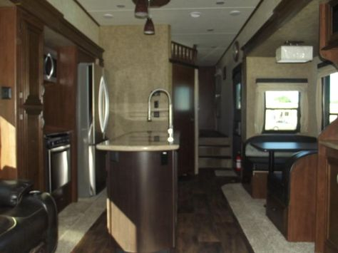 New 2018 Forest River Rv Sierra 372lok Fifth Wheel At Specialty Rv