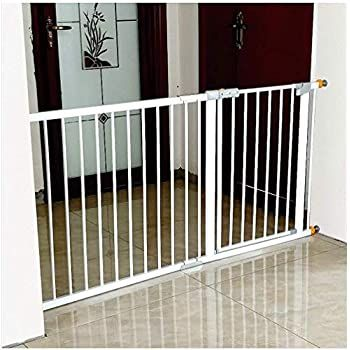 Mom Pet Playpens Door Expandable Baby Pet Safety Gate For Stair Doorway Railing Fireplace Fence Railing Pet In 2020 Safety Gates For Stairs Pet Safety Gate Stair Gate