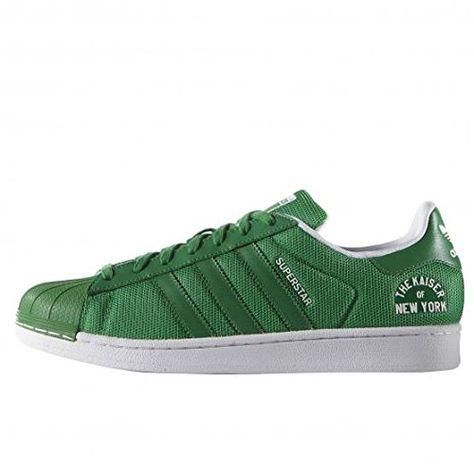 Adidas Superstar Beckenbauer Pack Schuhe green-green-running white - 42 2/3 - http://uhr.haus/mbt/42-2-3-eu-adidas-superstar-weiss-g17071-groesse-47-1