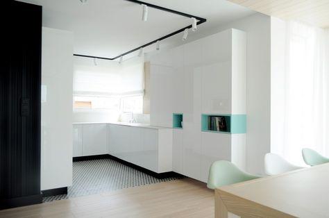 Weiße Kücheninsel Lucrezia Moderne Küche Cesar | Einrichtung, Kuchen Deko