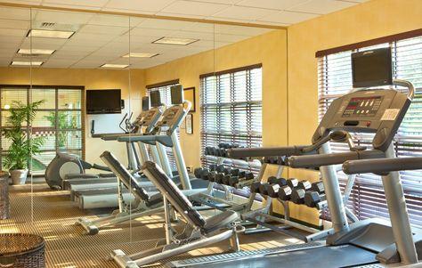 Fitness Center At The Residence Inn By Marriott Boston Woburn Inn Residences Woburn