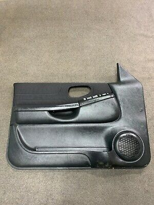 98 04 Chevy Blazer Jimmy S 10 Gmc Sonoma Front Driver Side Door Panel Power Oem In 2020 Chevy Side Door Panel Doors