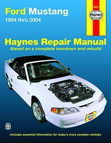 Epub Free Ford Mustang 19942004 Haynes Automotive Repair Manual Pdf Download Free Epub Mobi Ebooks Ford Mustang Repair Manuals Automotive Repair