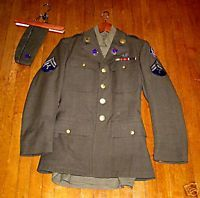 The World War II Army Uniform - Some Basic Tips
