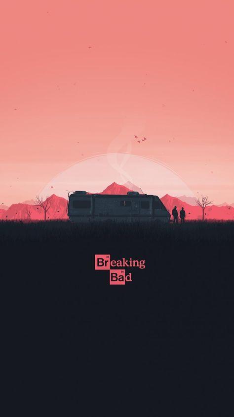 Breaking+Bad+minimalist+posterBreaking Bad minimalist poster by Kevin Boyer