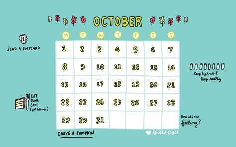 october 2018 calendar download diy and crafts calendar free