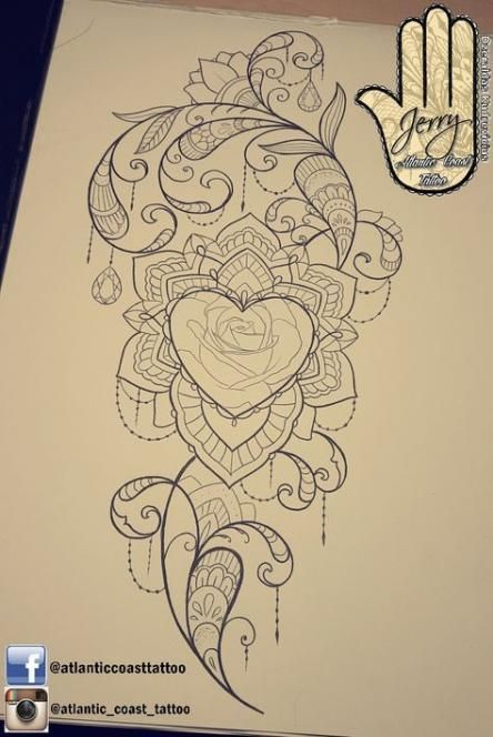 68 Best Ideas Tattoo Rose Mandala Ideas Lace Tattoo Design Lace Tattoo Vintage Tattoo Sleeve