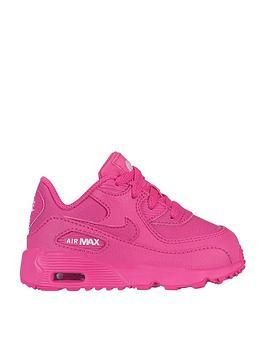 Air Max 90 Ltr Gt Infant Trainers Pink | Air max 90