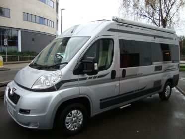 Excellent Example Auto Sleeper Sussex Exchange Bb Derby Motorhomes For Sale Van Conversion The Family