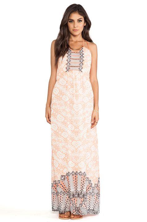 Wish Goddess Maxi Dress