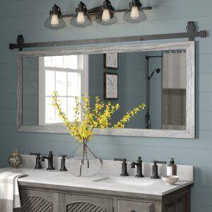 Bungalow Rose Swinson Vintage Flower Soft Blossom Texture Wall Mural Wayfair Bathroom Vanity Mirror Bathroom Styling Double Vanity Bathroom