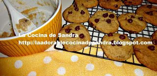 Galletitas Chocolate Chips
