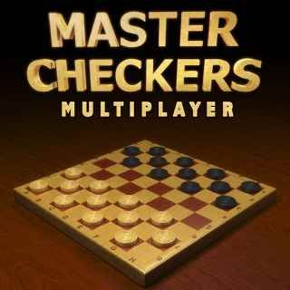 Master Checkers Multiplayer is modeled after the classic checkers