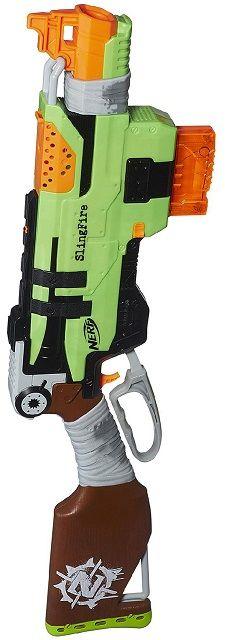 Nerf Zombie Strike SlingFire Blaster-5 by chrisoffice ...