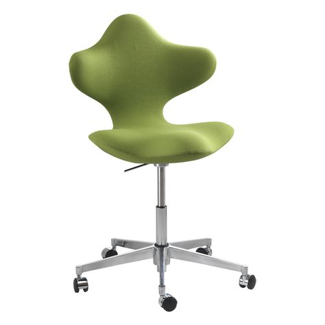 Varier Active Fame Fabric Green Chaise Fauteuil Chaise De Bureau Ergonomique Chaise Ergonomique