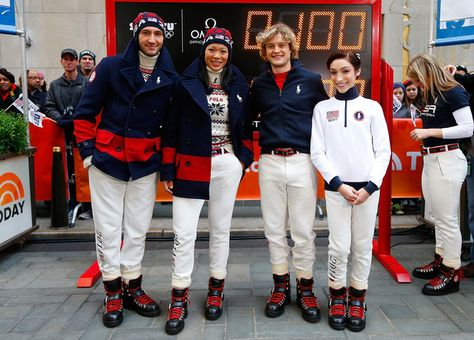 Team USA's Olympic Uniforms Are Made In The USA This Time
