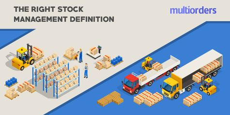 The Right Stock Management Definition