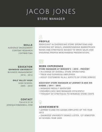 Professional Resume Template Free Inspirational Customize 298 Professional Resume Templates Resume Template Professional Resume Template Free Resume Templates