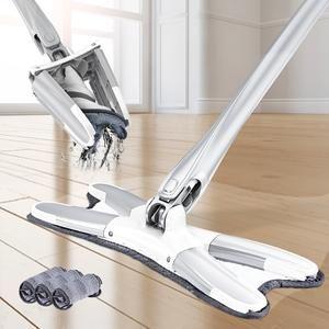 Congis X Type Microfiber Floor Mop Di 2020