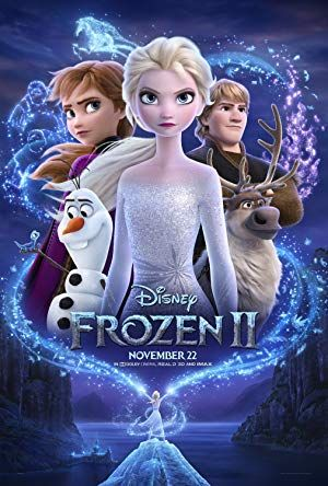 Download Frozen Ii Dual Audio Hindi English 480p In 300mb 720p Frozen Film Adventure Movies Animated Movies