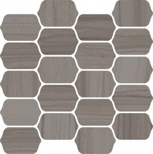 Burano Grigio Belfiore Matte Interceramic Usa Ceramic Mosaic Tile Marble Mosaic Tiles Marble Mosaic