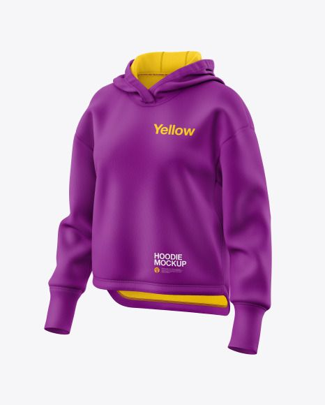 Download Women S Hoodie Mockup In Apparel Mockups On Yellow Images Object Mockups Hoodie Mockup Clothing Mockup Womens Hoodie Mockup