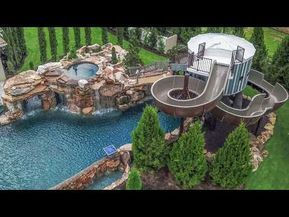 Tampa Pool Builder Lucas Lagoons Insane Pools From Mild To Wild Youtube Dream Backyard Pool Insane Pools Indoor Outdoor Pool