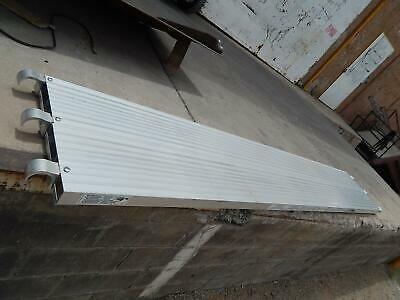 Sponsored Ebay Lot Of 10 Werner Aluma Plank Aluminum Scaffold