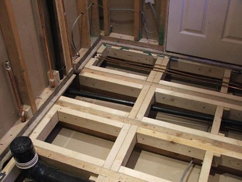How To Strengthen Floor Joists - Beste Awesome Inspiration