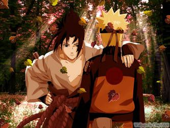 Naruto By Gotic Anomie Anime Naruto Wallpaper Naruto Shippuden Anime