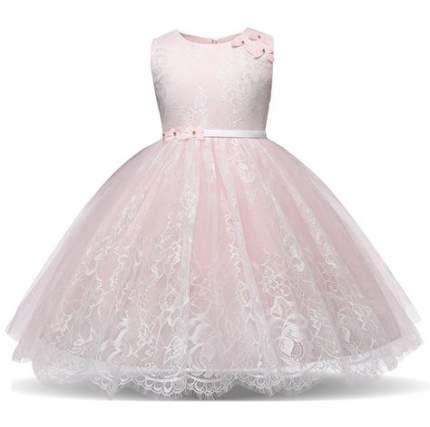 42a4a1d05c124 17 Trendy Dress Pink Lace Flower Girls