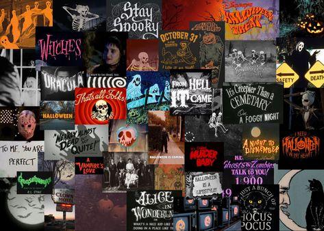 halloween aesthetic macbook wallpaper