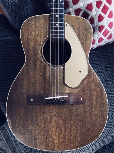 Guitar Vintage Fender Newporter Acoustic Guitar Usa Made Malibu 1965 Please Retweet Vintage Electric Guitars Guitar Acoustic