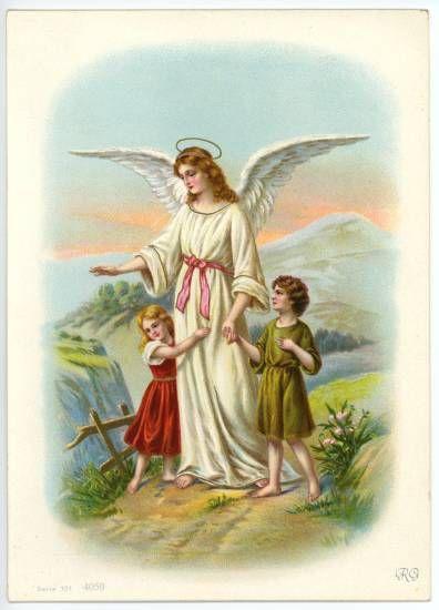 engelbewaarder