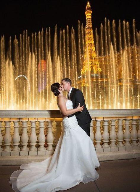 18 Gorgeous Las #VegasWedding Ideas To Embrace