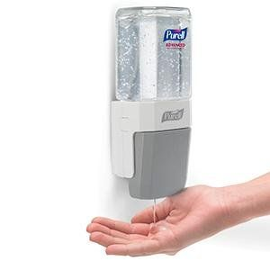 Amazon Com Purell Advanced Hand Santizer Dispenser Hand